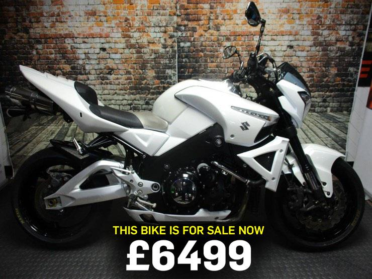 Bike of the day: Suzuki GSX1300 B-King | MCN