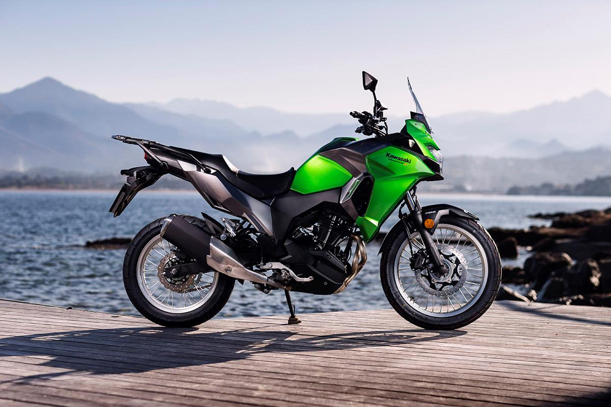 2017 Kawasaki Versys X 300 First Ride