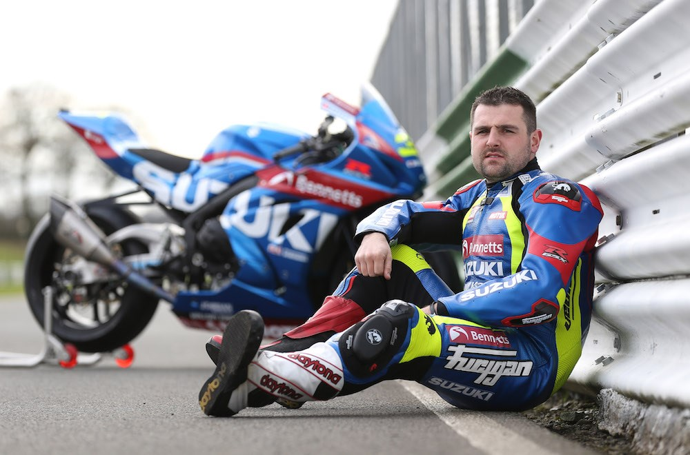 TT: Michael Dunlop: 'I think I can win on anything'