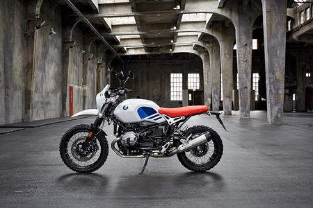 first ride incoming: bmw r ninet urban g/s