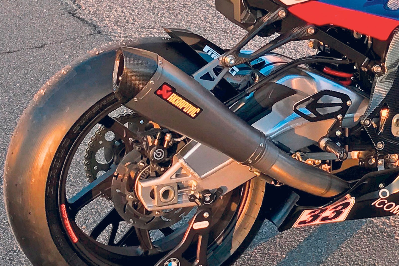 Product Review Akrapovic 4 2 1 Exhaust System