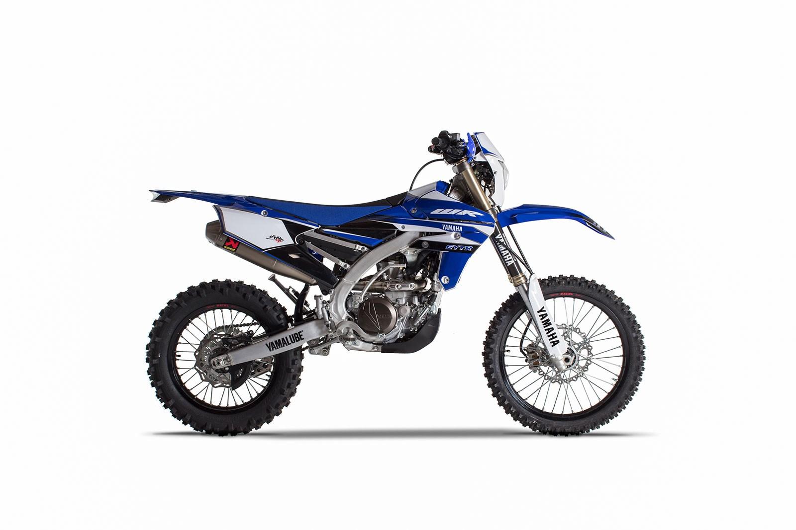 Yamaha announce limited edition EnduroGP models