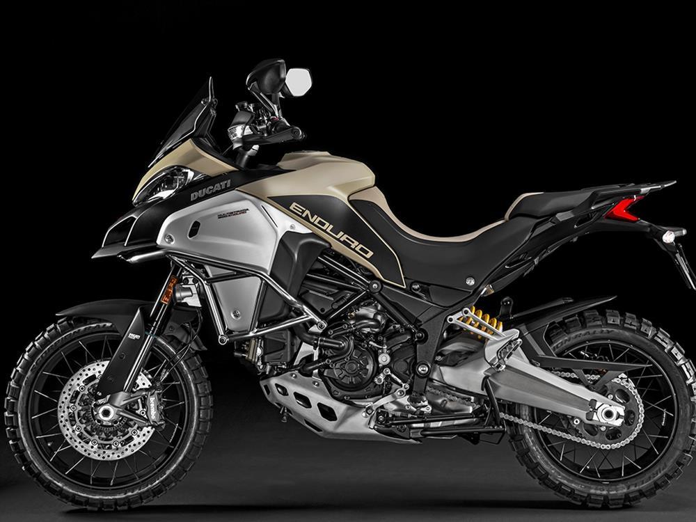Ducati Multistrada 1200 Enduro Pro launched | MCN