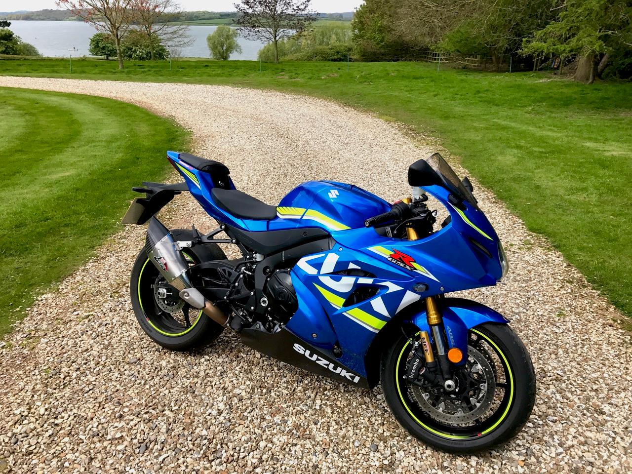 MCN Fleet: GSX-R1000R gets new pipe and mapping
