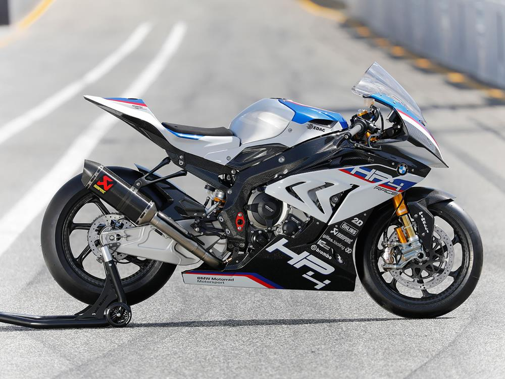 Video: BMW HP4 Race is the real WSB deal | MCN