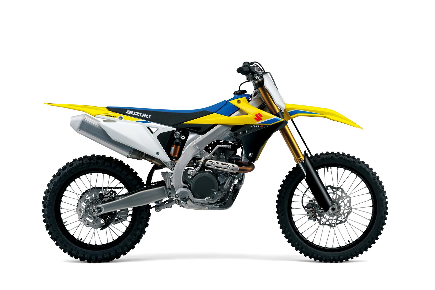 2018 suzuki 250 2 stroke. wonderful 2018 suzuki announce 2018 rmz450 details  throughout suzuki 250 2 stroke