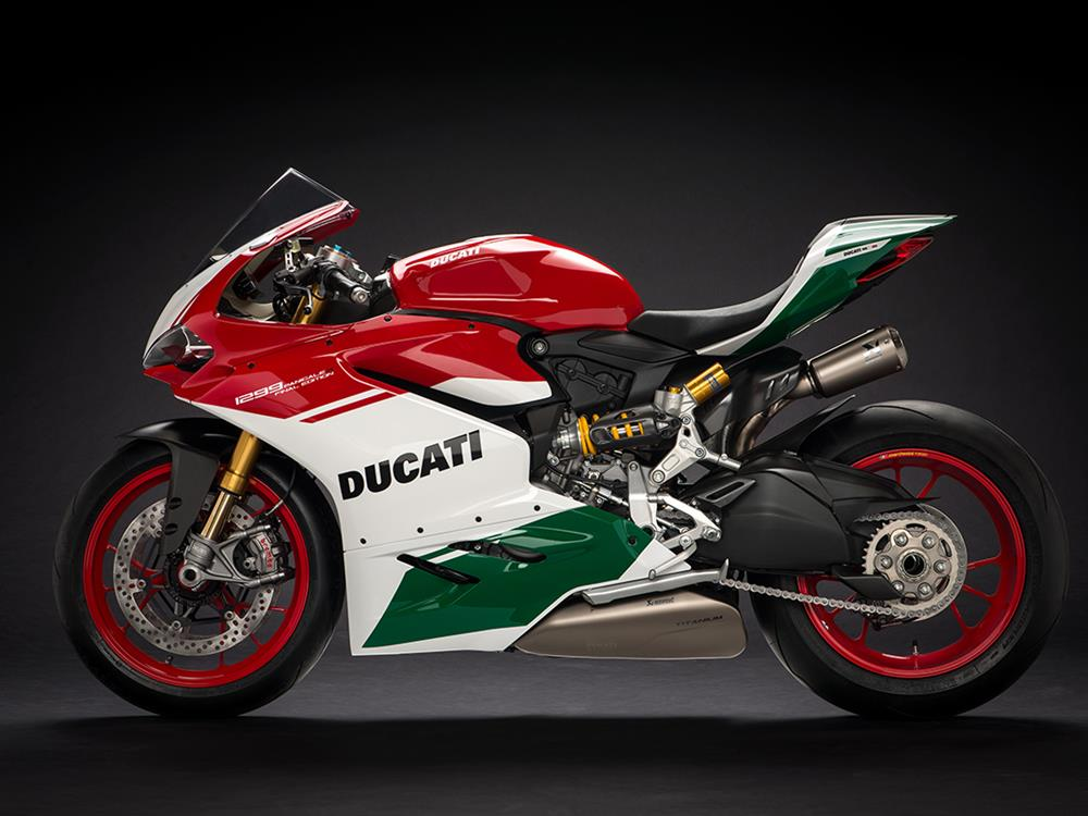 ducati 1299 panigale r final edition unveiled | mcn