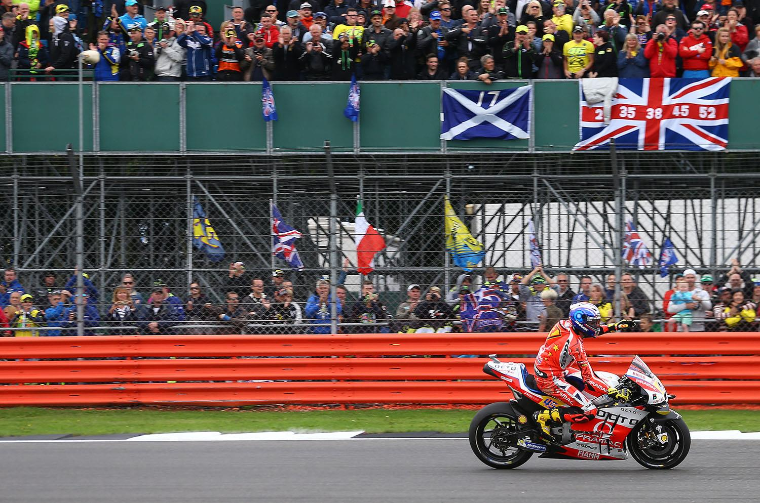 Motogp What Does Circuit Of Wales News Mean For British Gp Mcn