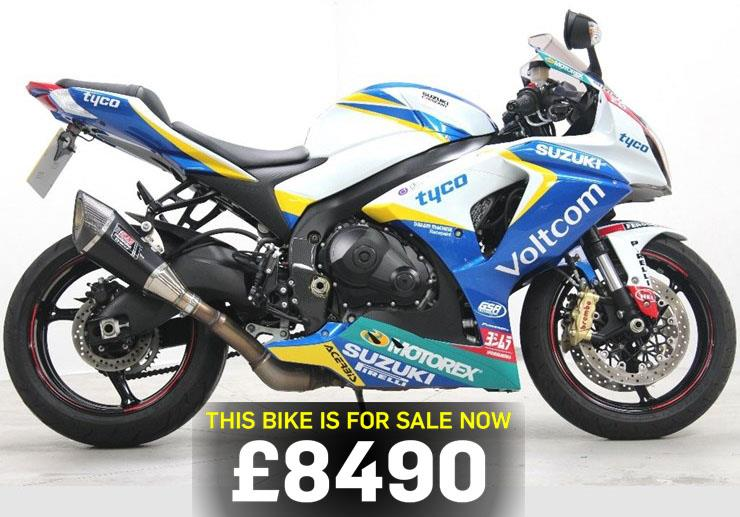Bike of the day: Suzuki GSX-R1000