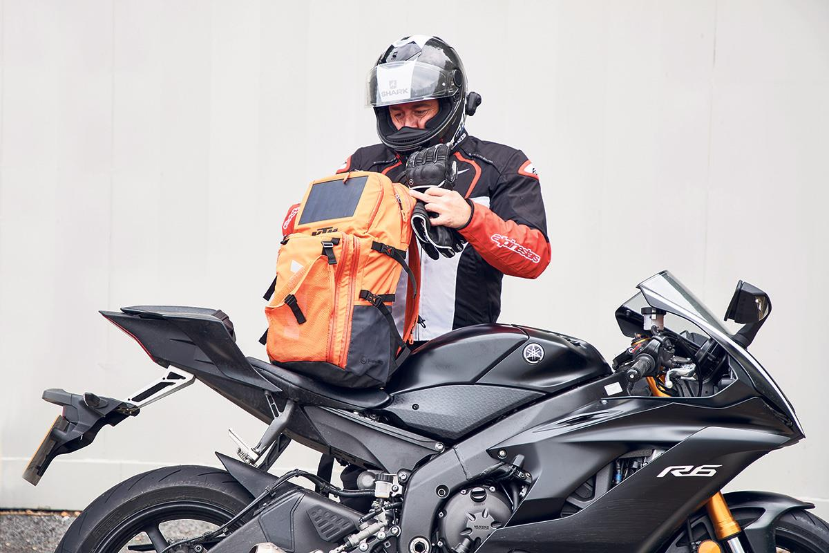 ktm x-country backpack review | mcn