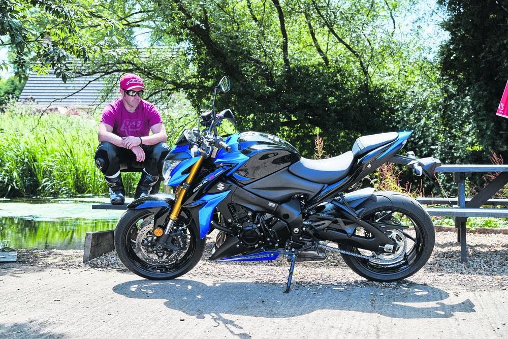 Are the changes to the Suzuki GSX-S1000 enough?