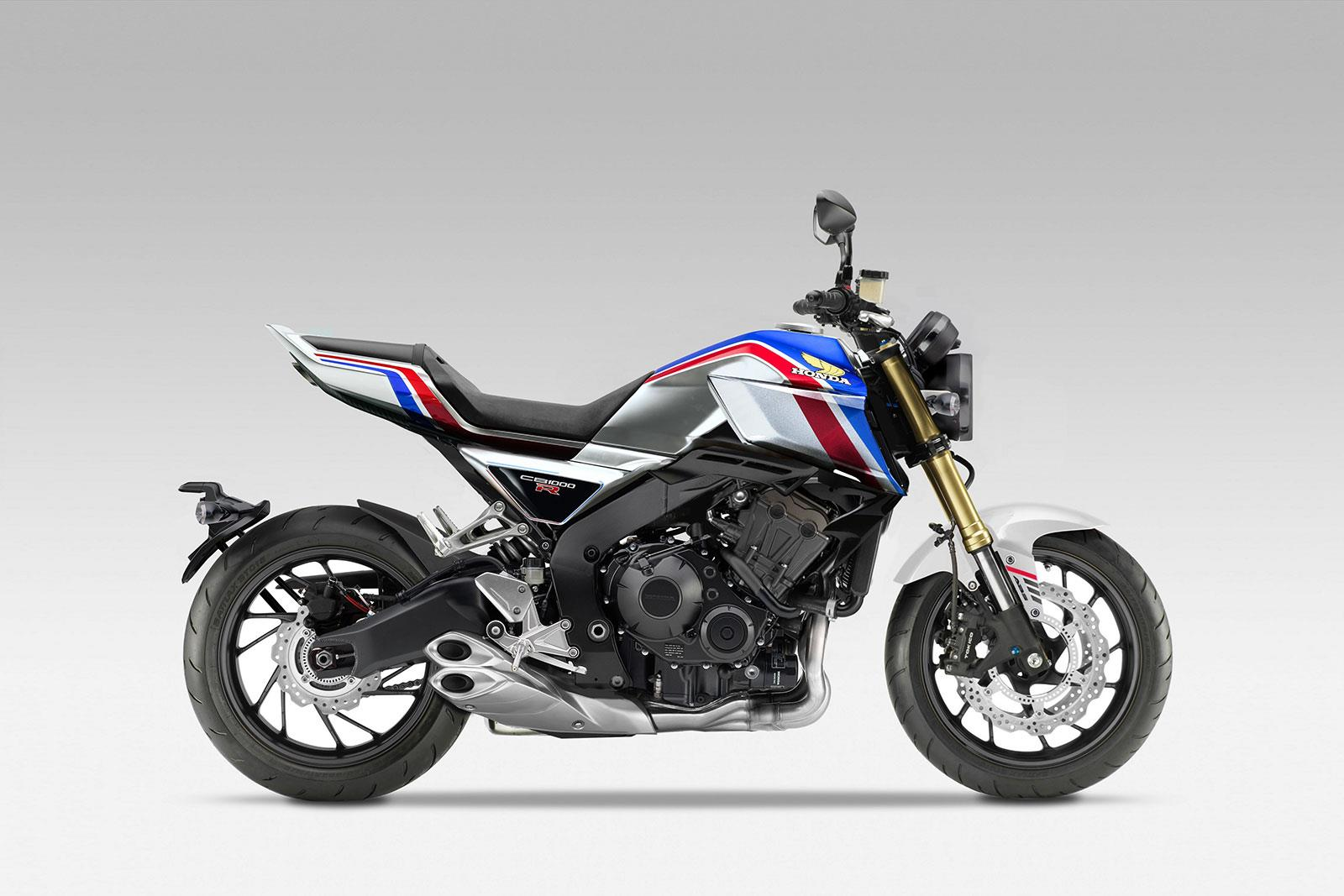 Naked Honda Fireblade On The Way