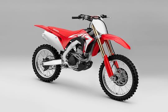 Honda Announce 2018 Crf250r Mcn