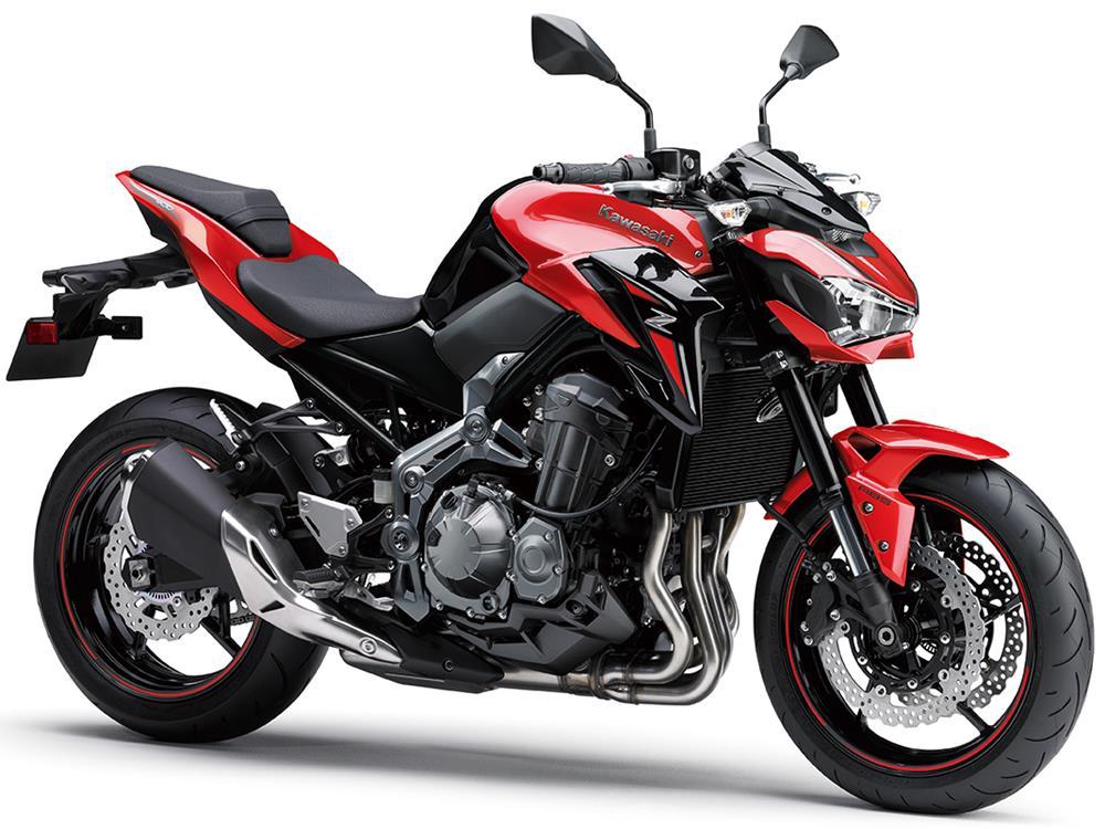 New Kawasaki Colours For 2018