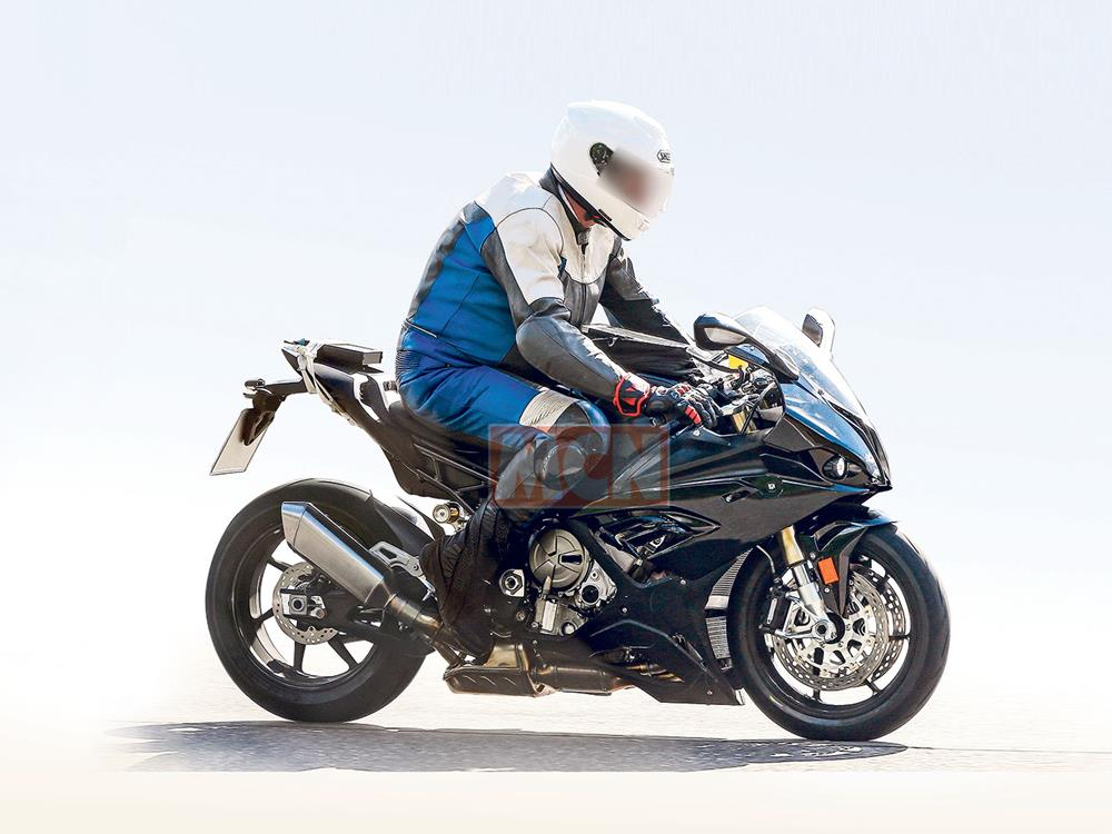 Bmw S Radical New S1000rr Mcn