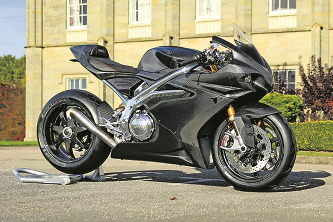 Norton signs engine deal with Zongshen