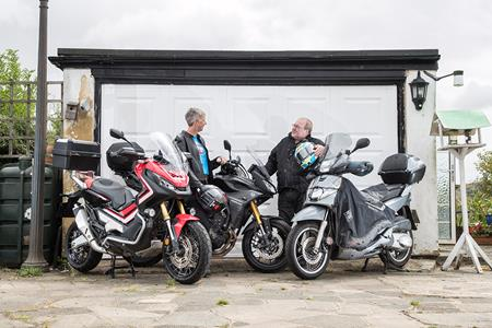 MCN Fleet: What does Keith think of my Honda X-Adv?