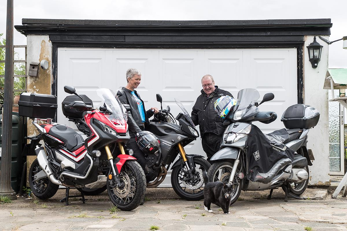 mcn fleet what does keith think of my honda x adv mcn. Black Bedroom Furniture Sets. Home Design Ideas