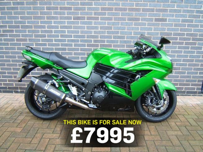 Bike of the day: Kawasaki ZZR1400 | MCN