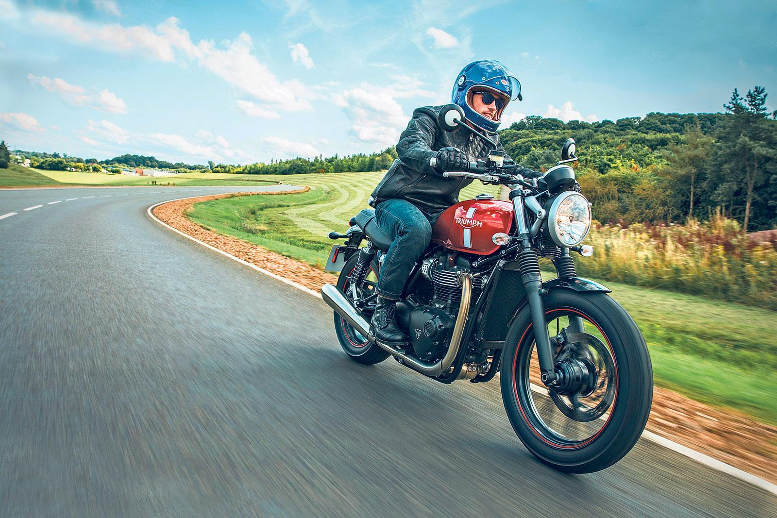 New entry-level Triumphs on the way