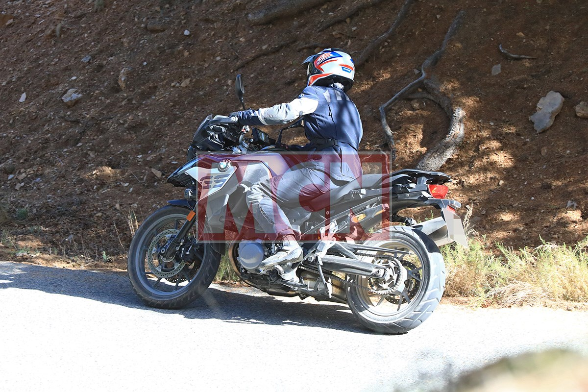 New Bmw F750gs Spied Mcn R1200c Fuse Box Advertisement