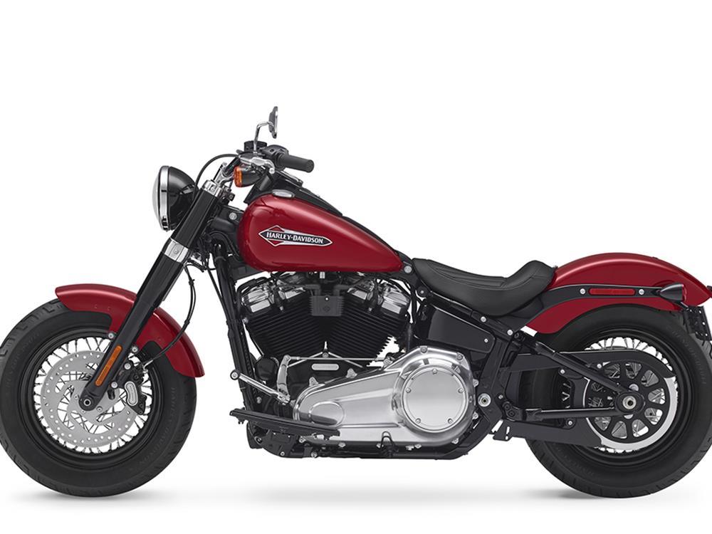 Harley Davidson Reveal New 2018 Eight Bike Custom Softail Line Up