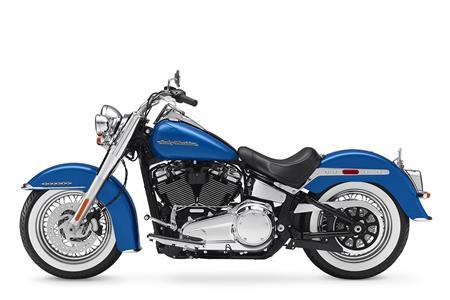 Harley-Davidson reveal new 2018 eight-bike custom Softail