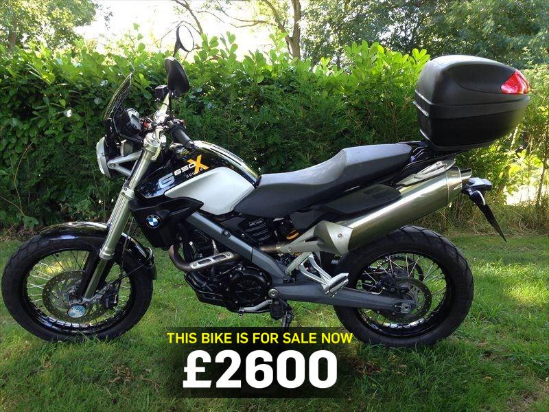 Bike of the day: BMW G650 XCountry | MCN