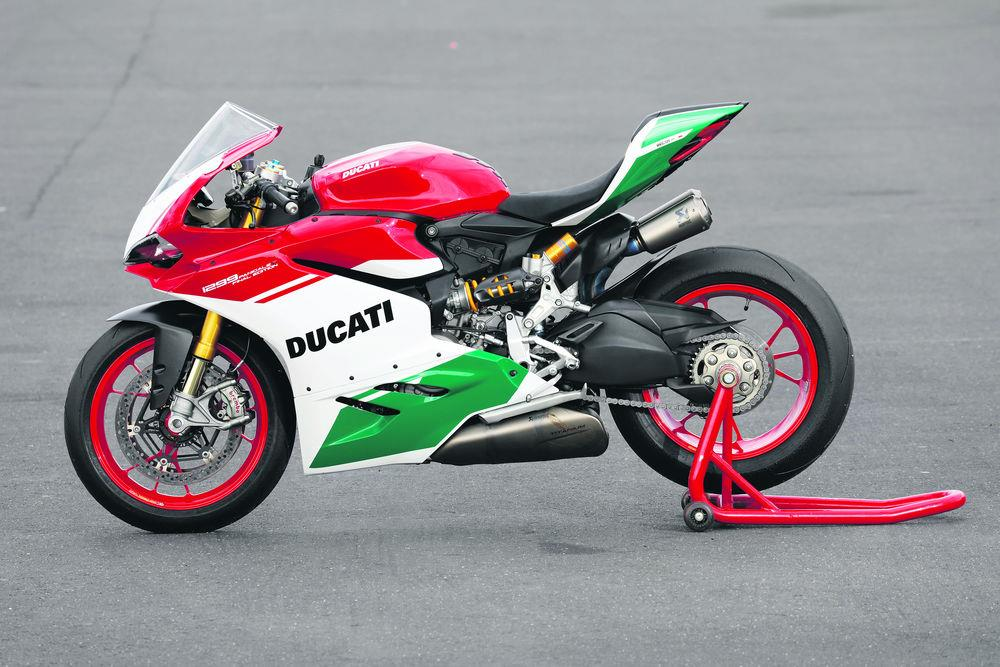Ducati  Heat Shield