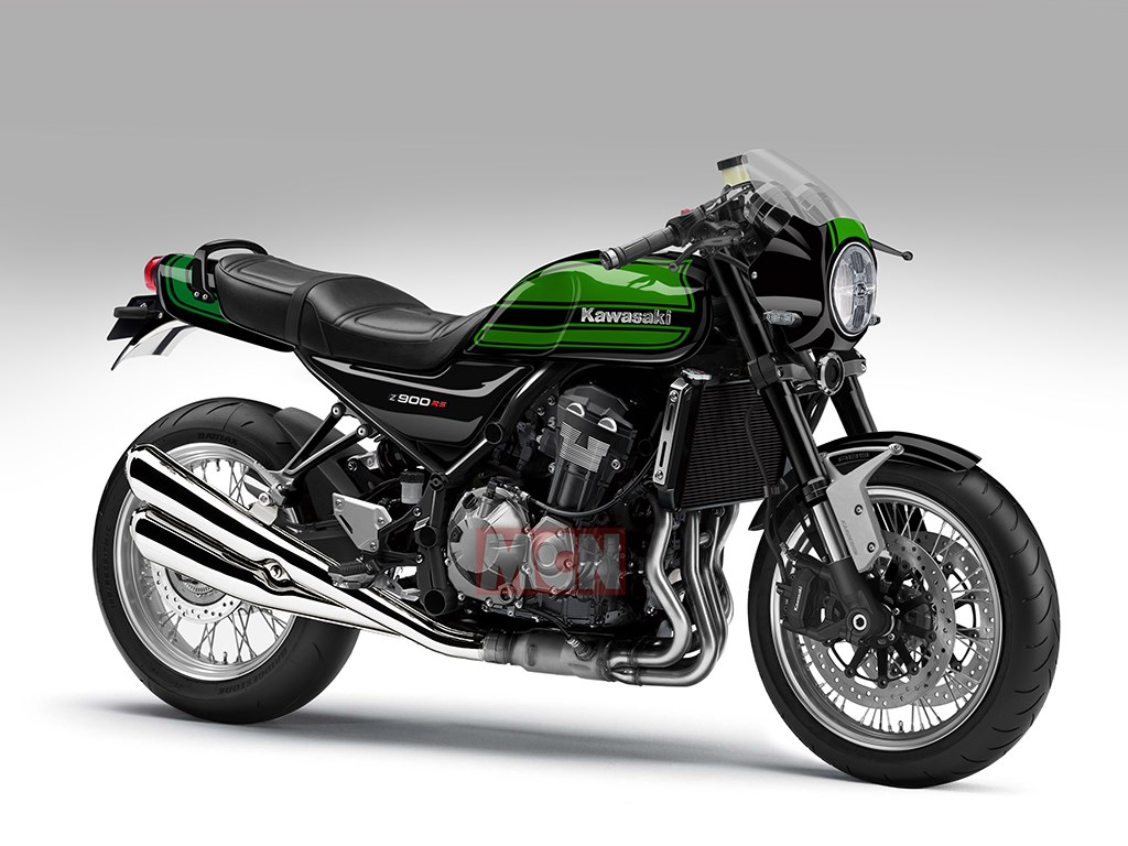 kawasaki z900rs will come in two versions. Black Bedroom Furniture Sets. Home Design Ideas