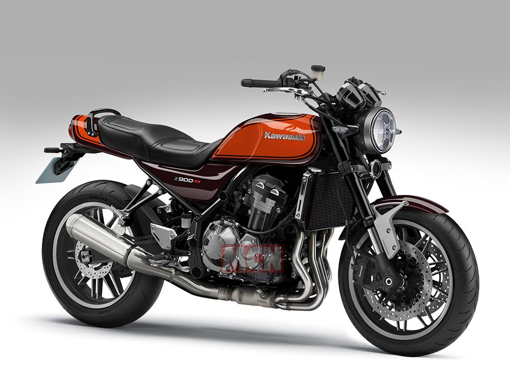 kawasaki z900rs will come in two versions mcn. Black Bedroom Furniture Sets. Home Design Ideas