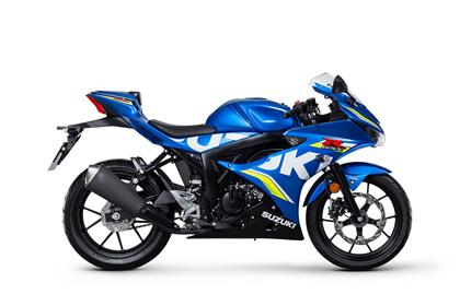 SUZUKI GSX-R125  (2017-on)