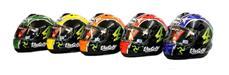 Ian Hutchinson releases limited edition replica helmets
