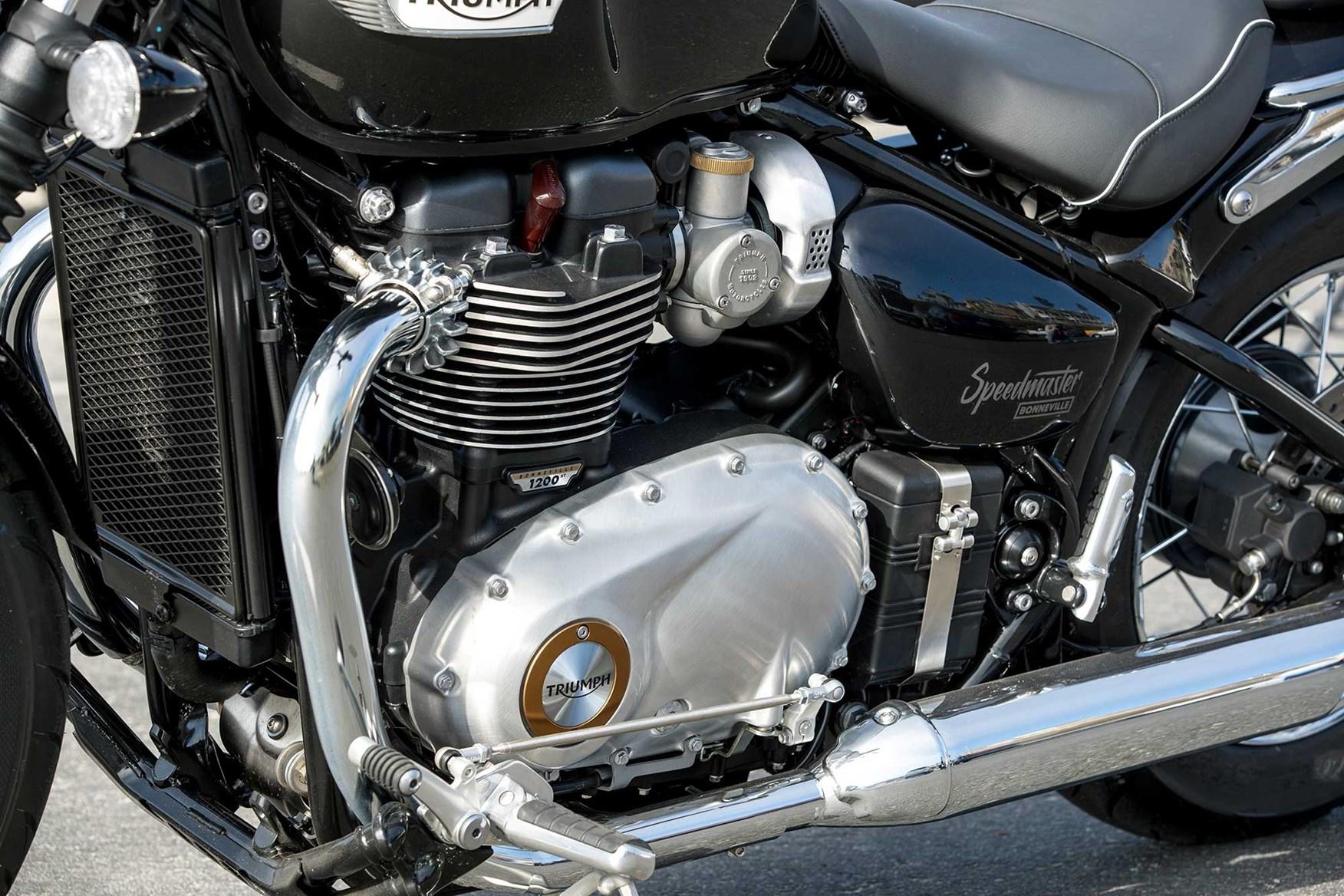First Ride Triumphs Bonneville Speedmaster Custom Desirable