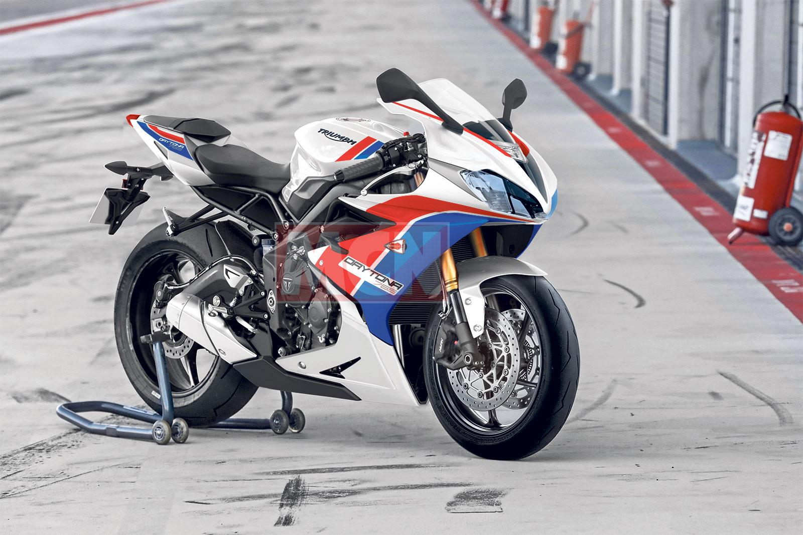 Poll: Should Triumph build a Daytona 765? | MCN