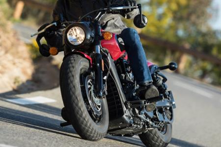 8 things we learned from riding the new Indian Scout Bobber