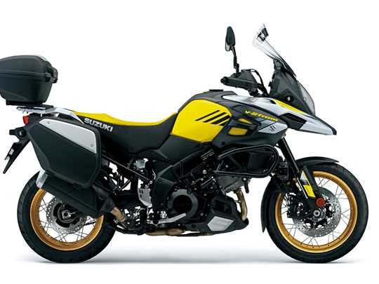 SUZUKI DL1000 V-STROM XT  (2017-on)