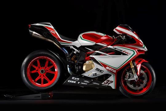 MV Agusta reveal new F4 RC