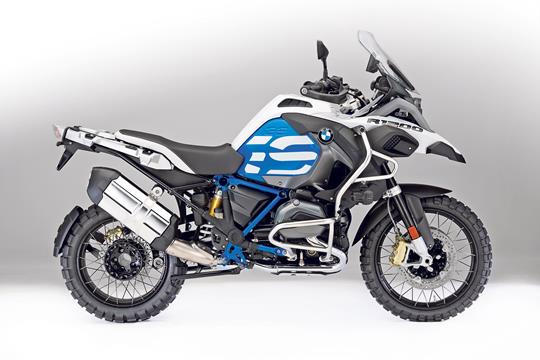 BMW's 2018 R1200GS Adventure arriving in dealers now   MCN