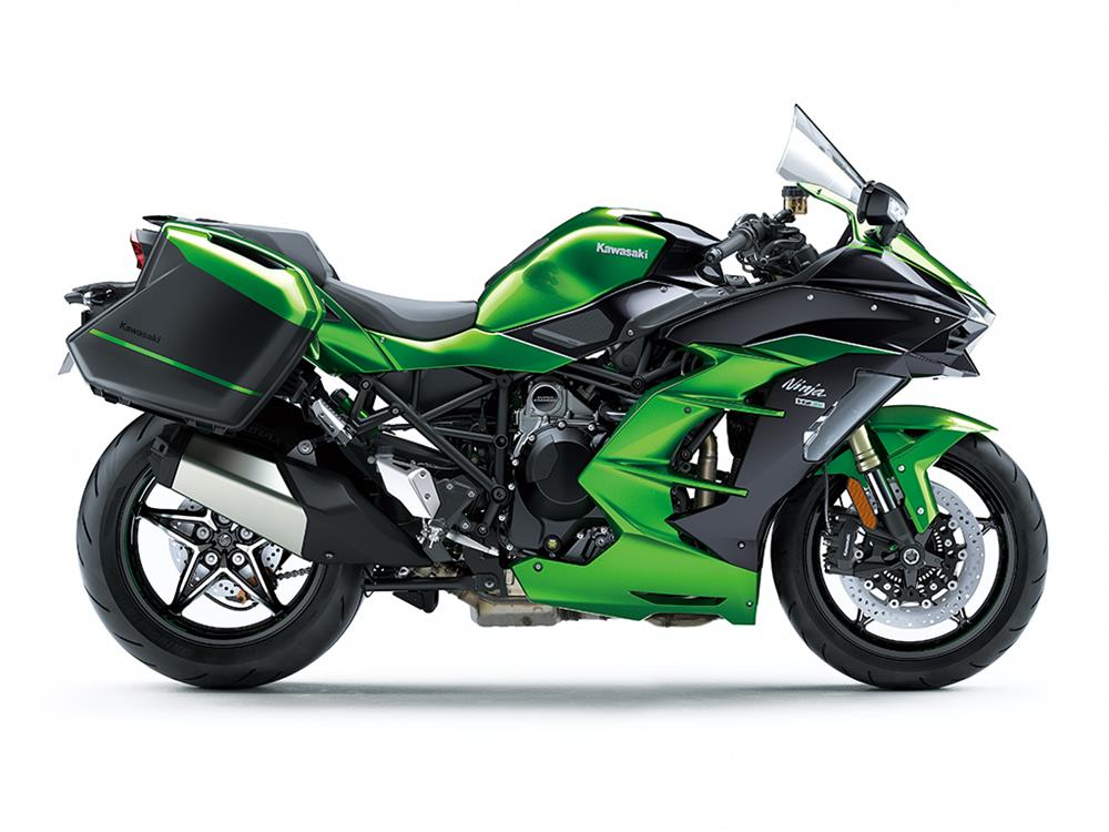 Video Kawasakis Supercharged SX Appeal