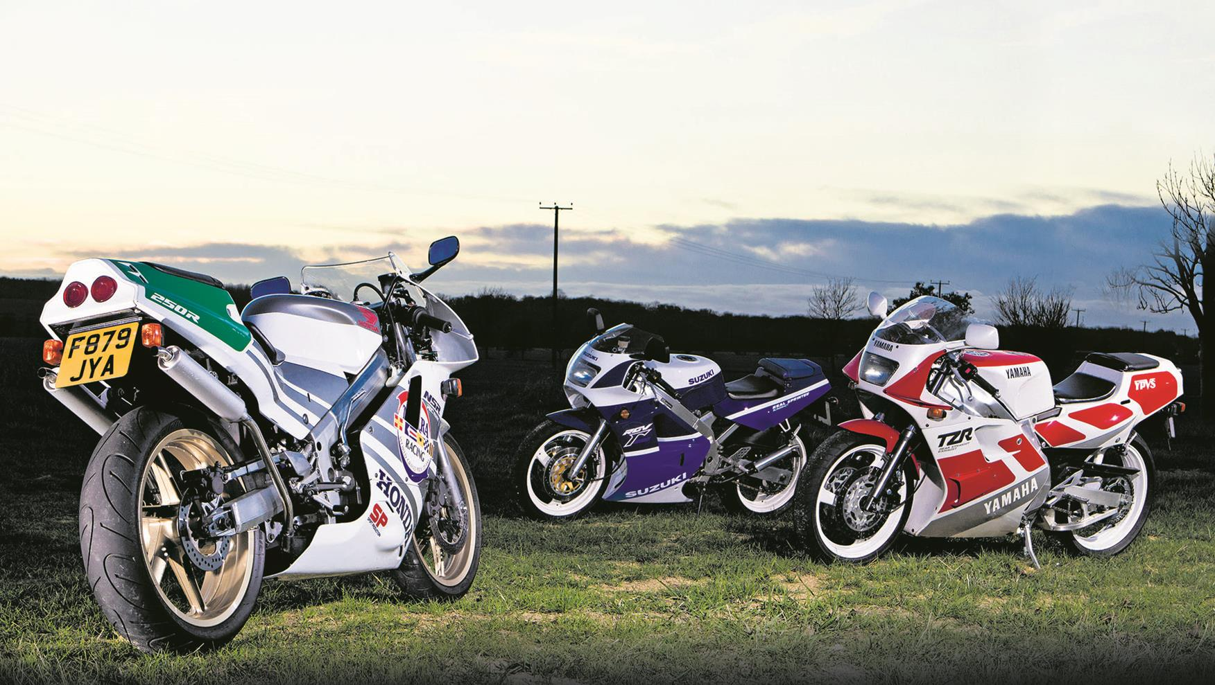 How to spot the two-strokes worth buying