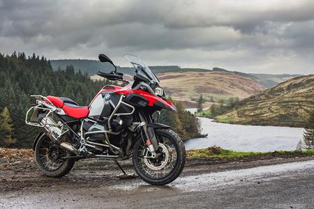 New 2018 Bmw R1200gs Adventure First Ride