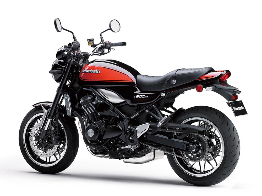 First Ride The New Kawasaki Z900RS Oozes 70s Charm
