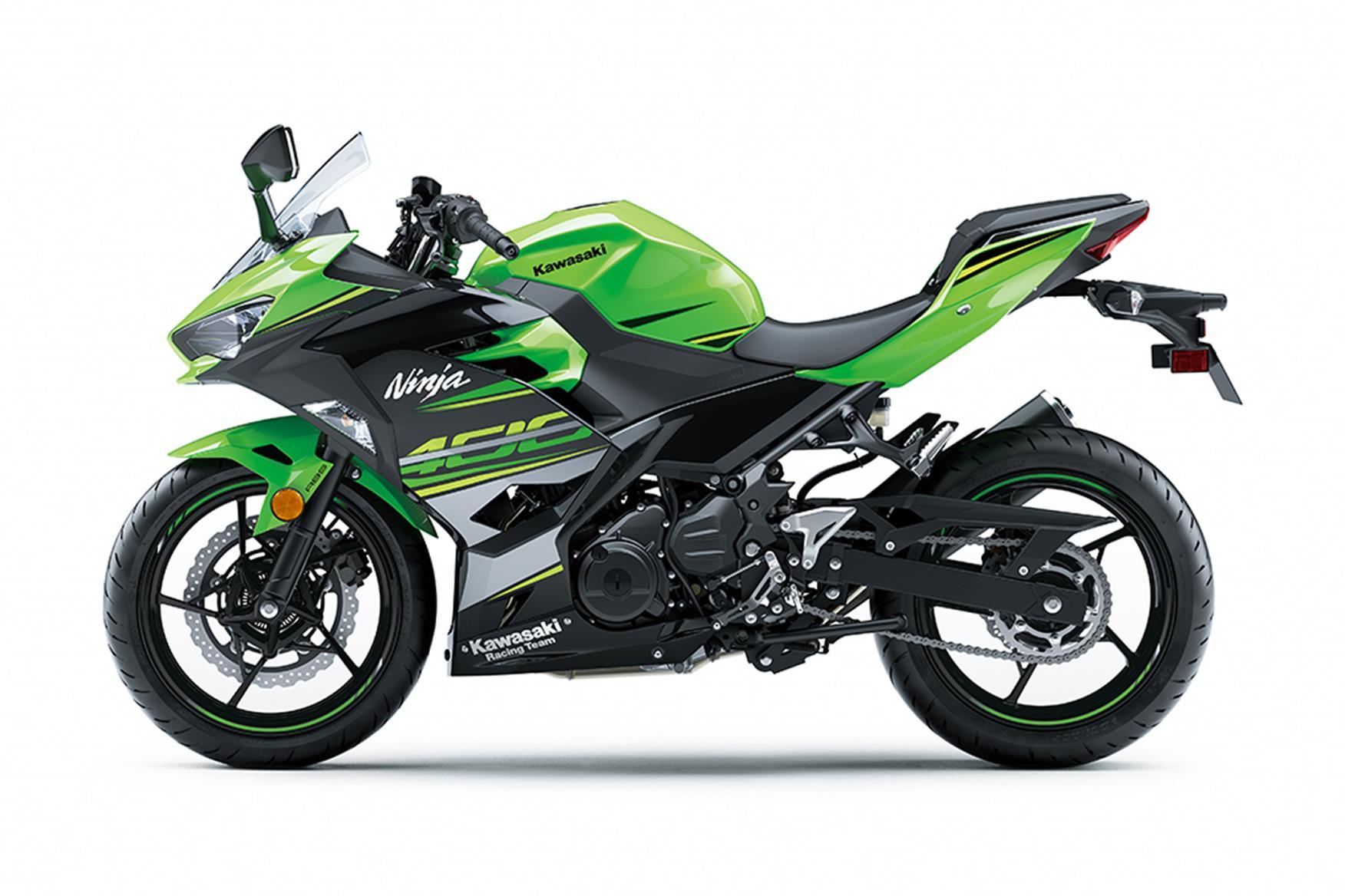 Kawasaki X Front End Fill
