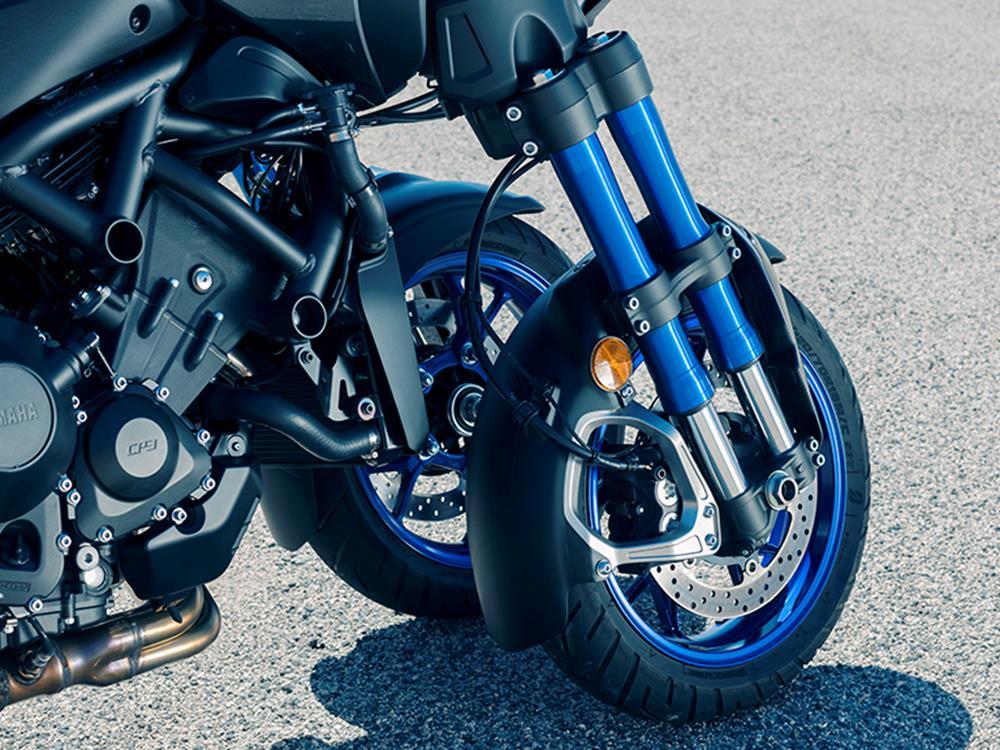 Yamaha reveal stunning new Niken three-wheeler | MCN