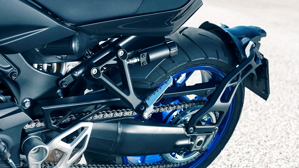 Yamaha Reveal Stunning New Niken Three Wheeler