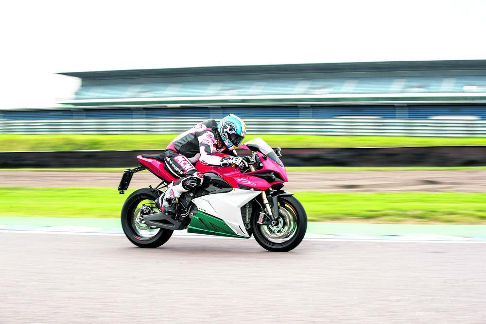 Ducati Zero To Times