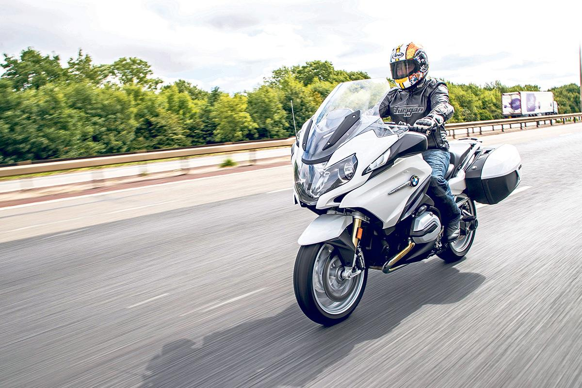 2017 Tourer Of The Year Bmw R1200rt