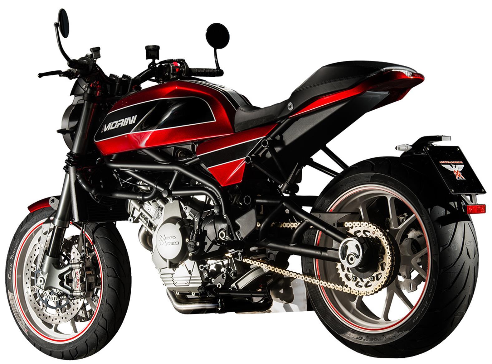 Moto Morini Milano Unveiled Mcn