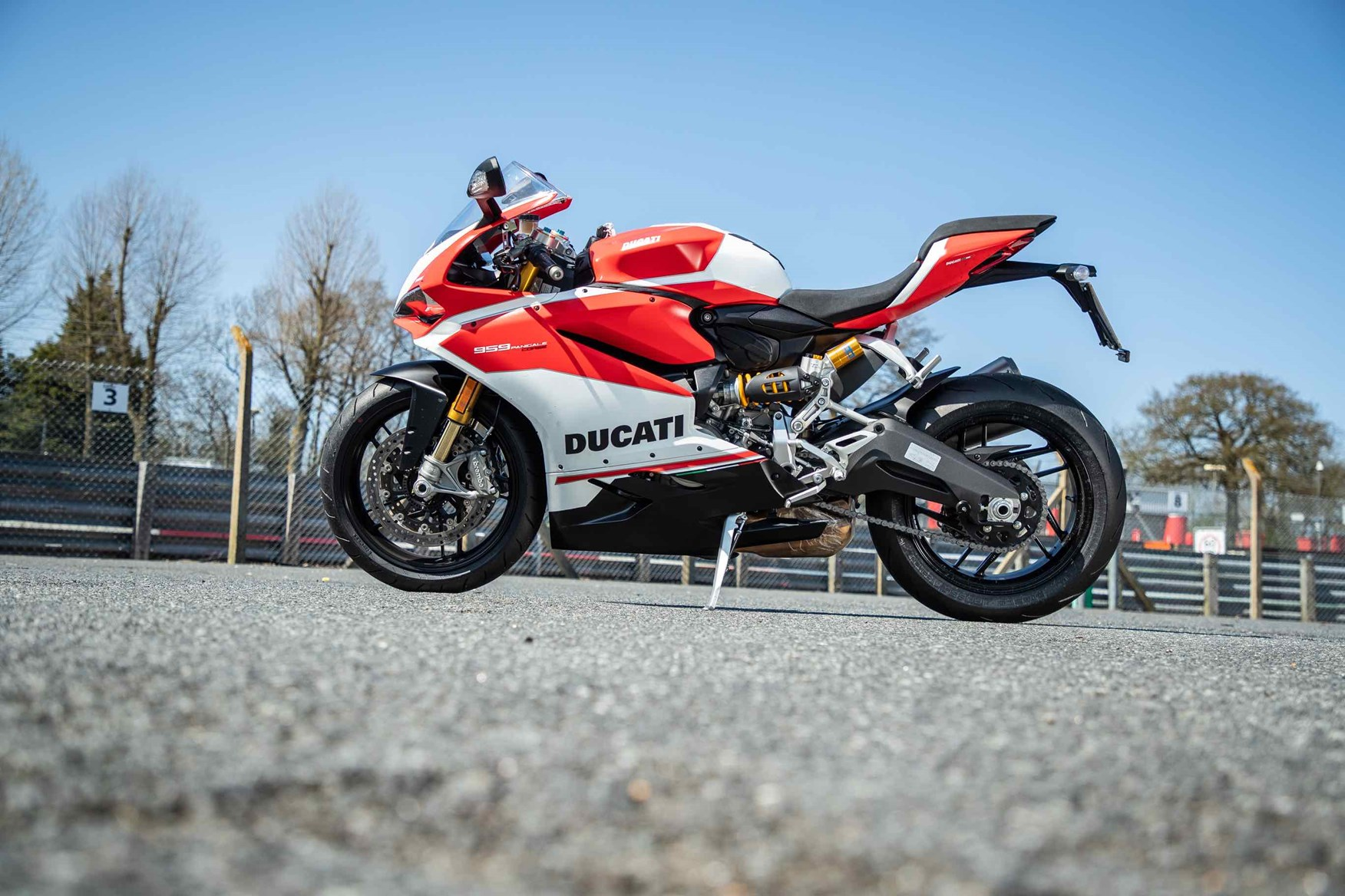 First Ride Is Ducatis New 959 Panigale Corse Worth 1900 More Than